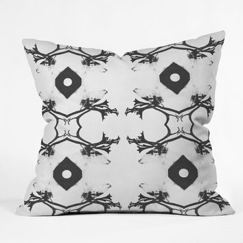 Elisabeth Fredriksson Arctic Beauty Outdoor Throw Pillow