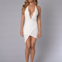 Tasha Dress - Ivory