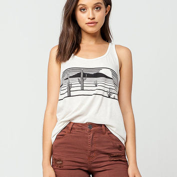 VOLCOM Catch The Sun Womens Tank | Graphic Tanks