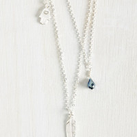 Boho Vibe Guide Necklace by ModCloth