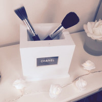 Chanel Makeup Brush Holder