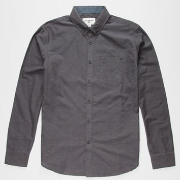 Billabong All Day Mens Shirt Navy  In Sizes