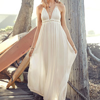 Halter Cover-up Maxi - Victoria's Secret