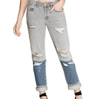 Jessie Boy-Fit Jeans at Guess