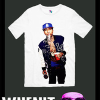 worldwide shipping just 7 days TYGA men t shirt 30260