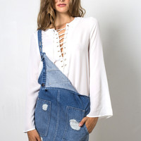 Decker It's On You Blouse - White