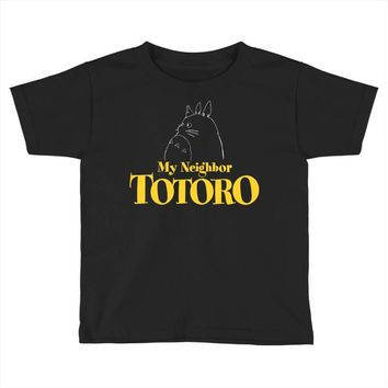 My Neighbor Totoro Toddler T-shirt