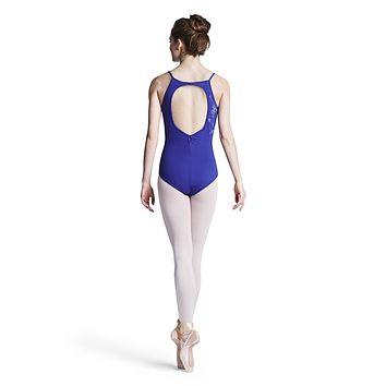Open Back Cami Leotard L8277 by Bloch