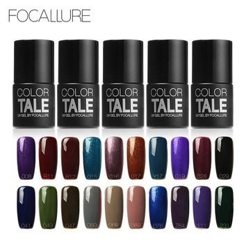 Color Tale UV Nail Gel Polish Shining Deep Color 12ml  Long lasting primer soak off Polish  fingernail Gel Polish