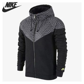 VONESC6 Original NIKE WINDRUNNER Women's Jacket Hooded Sportswear