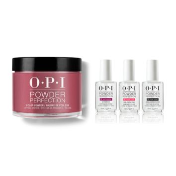 OPI - Dip Powder Combo - Liquid Set & Miami Beet