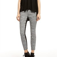DKNY Jeans Tiny Triangles Color Block Jegging - DKNY