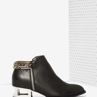 Jeffrey CampbellRemus Leather Bootie