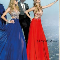 Alyce Paris | Prom Dress Style #6348