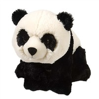 Baby Plush Panda Bear 12 Inch Stuffed Bear Cuddlekin By Wild Republic