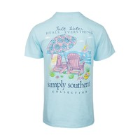 Simply Southern | Adirondack Chairs Tee | Mast Store