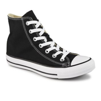 Converse Chuck Taylor® All Star® Hi Women's Shoe (BLACK)