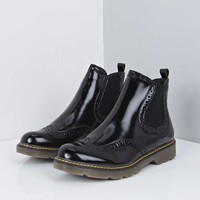Victoria Cleated Chelsea Boot