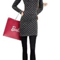Mattel Barbie Collector The Barbie Look Collection City Shopper Doll with Grey Dress