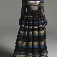 Embroidered Ball Dress | Moda Operandi