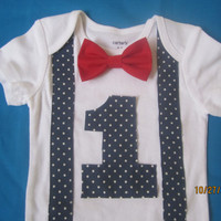 Baby boy first birthday outfit, Boy's birthday bodysuit, Baby boy first birthday onsie, baby's birthday   outfit,