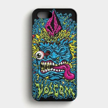 Volcom Jimbo Philips Apparel Clothing iPhone SE Case