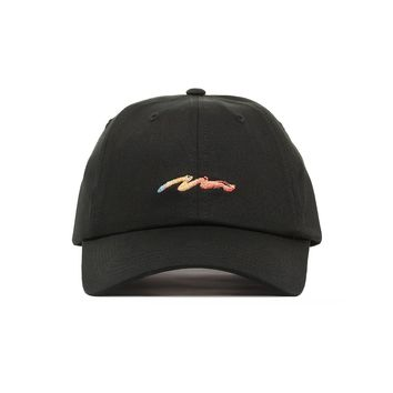 Comfortable Embroidered MS Paint Dad Hat - Baseball Cap / Baseball Hat