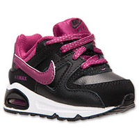 Girls' Toddler Nike Air Max Command Running Shoes