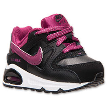 Girls  Toddler Nike Air Max Command Running Shoes 0d23a0809