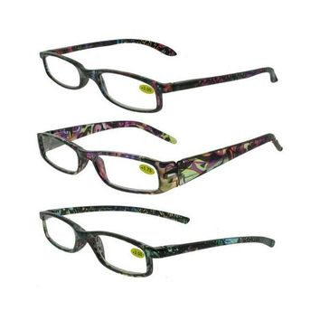 Paisley Acrylic Frame Reader Glasses