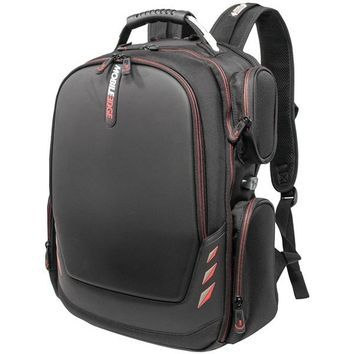 """Mobile Edge(R) MECGBP1 18"""" Core Gaming Backpack (Molded Front Pocket)"""