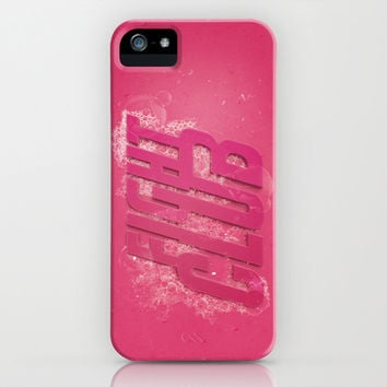 Fight Club Soap iPhone & iPod Case by Pedro A Ribeiro | Society6