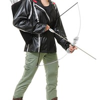 Archer Jacket Hunger Game Costume | Oya Costumes