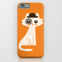 Mark - in clockwork orange fashion iPhone & iPod Case by Budi Satria Kwan