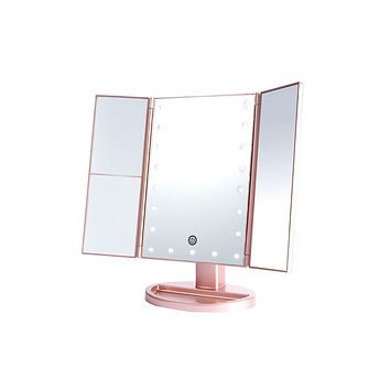 LED vanity mirror - Pink Lemonade