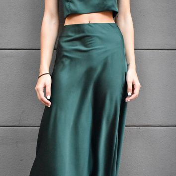 """Emerald City"" Skirt"