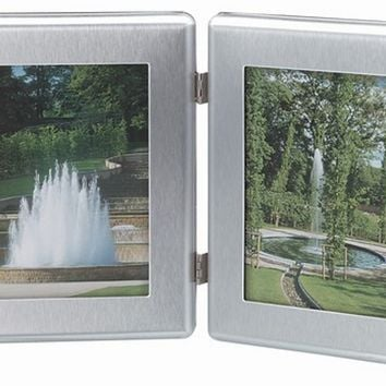 Double Picture Frame