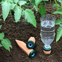 Plant Nanny Easy-Fill Garden Watering Stake Set, One Size