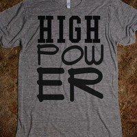 High Power - Sweatin