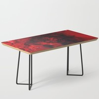 Muladhara (root chakra) Coffee Table by duckyb