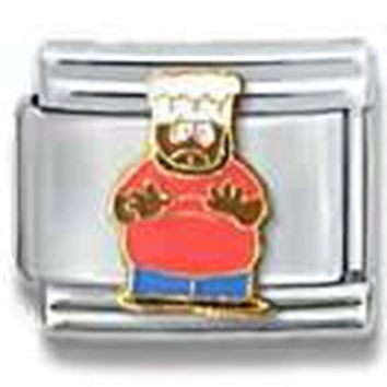 SOUTH PARK Chef Standing Officially Licensed Italian Charm