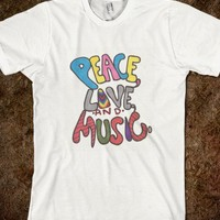 peace, love, and music *original* - simplebills