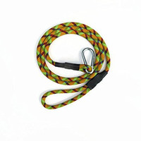 Mountain Climbing Rope Leash - With Carabiner