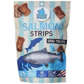 Plato Pet Treats Natural Salmon