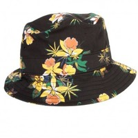 $32.00 Obey - Sativa Floral Bucket Hat