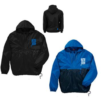 TeamSESH — WaterSesh Hooded Windbreaker