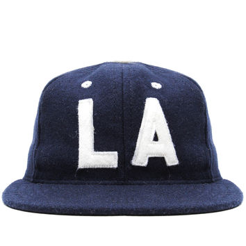 Ebbets Field Flannels - Los Angeles Angels 1954 Ballcap (Navy)
