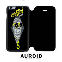 Certified Gangstas Cute iPhone 6S Flip Case Auroid