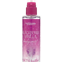 Blackberry Vanilla Mini Body Mist