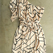Chic Geometric Angles Dress [3082] - $38.00 : Vintage Inspired Clothing & Affordable Dresses, deloom   Modern. Vintage. Crafted.